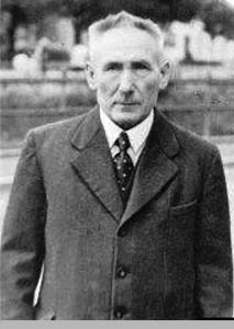 Firmengründer Hermann Röger